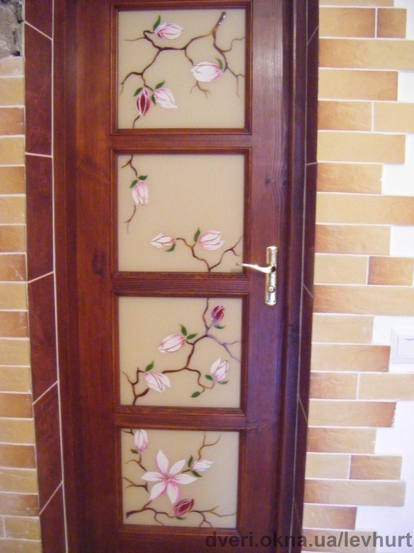 двері фото міжкімнатні гармошка