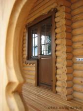 Окна деревянные — Авер