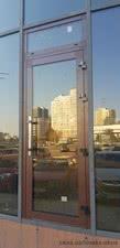 Входные алюминиевые двери — Ловекс-Окна