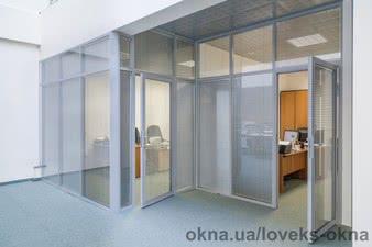 Офисные перегородки — Ловекс-Окна
