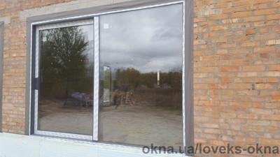 Теплая раздвижная дверь — Ловекс-Окна