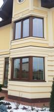 Окна с ламинацией и шпроссами — Ловекс-Окна