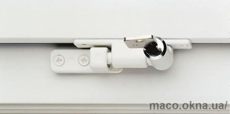 Ограничитель открывания с ключом — MACO