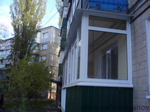 балкон — Мартьянов В.Ю.