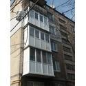 Балконы и окна из профилей STEKO, REHAU, WDS