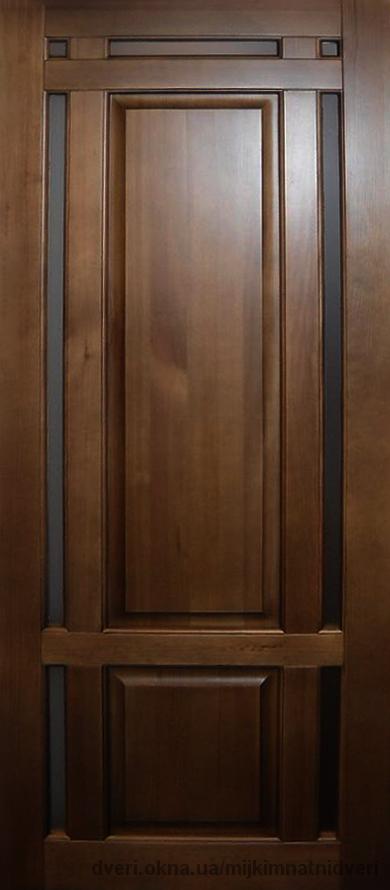 міжкімнатні деревяні двері в львові купити або замовити