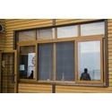 Альбом: Раздвижные окна и двери.