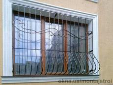 Защитные решетки на окна и двери