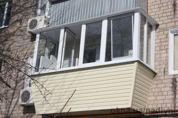 Балкон в