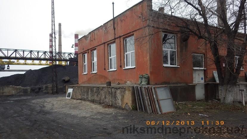 Остекление Приднепровской ТЕС