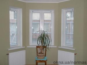 Металлопластиковые окна - профиль Rehau — НОРМА-С