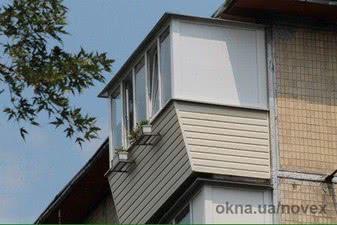 Балконы — Novex TM