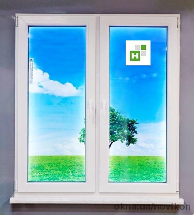 Энергоэффективное окно для домов с пассивным отоплением.