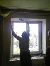 установка окна в Киеве — Новiвiкна