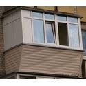 Работы по выносу балконов