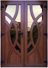 Двери входные 1500х2120