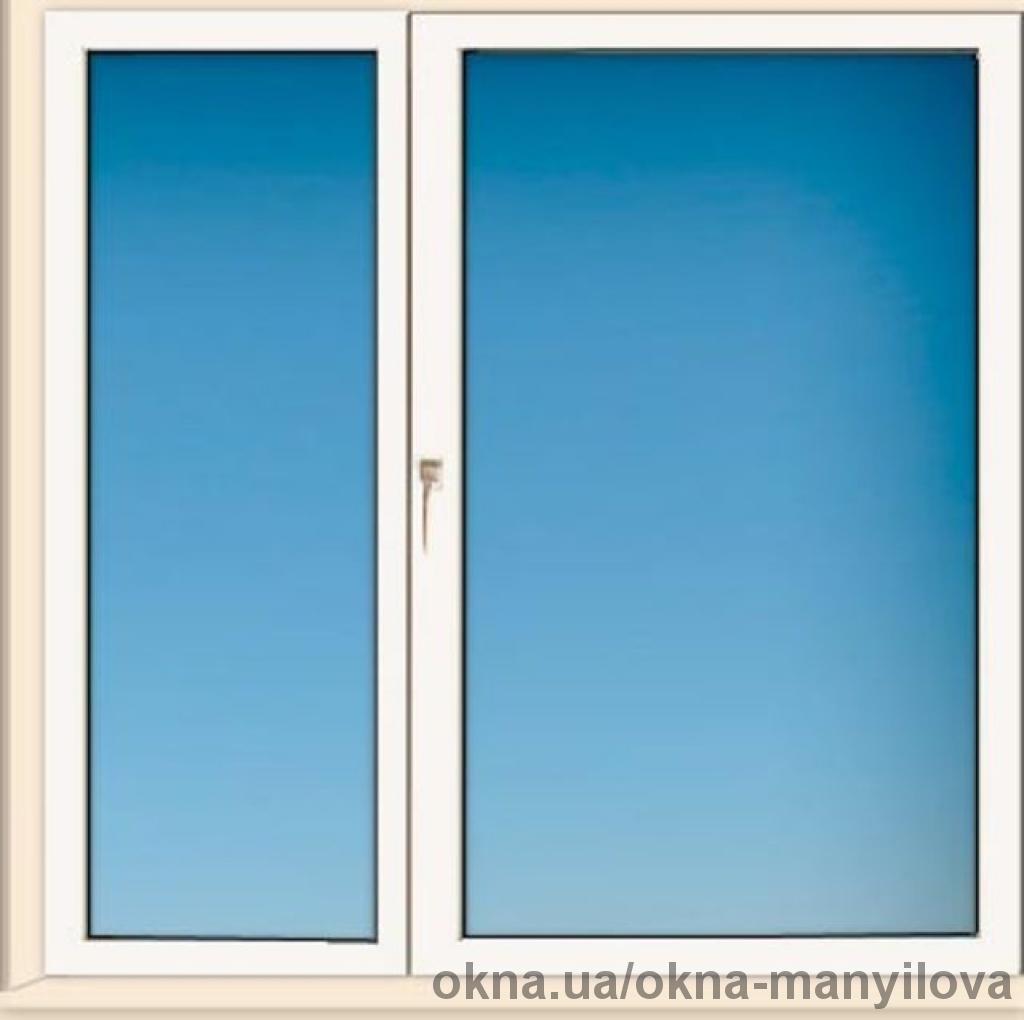 Окна для Кривого Рога из теплого профиля!