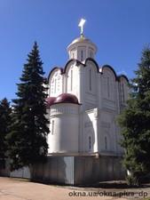 Остекление Храм Святого князя Александра Невского — ОКНА+