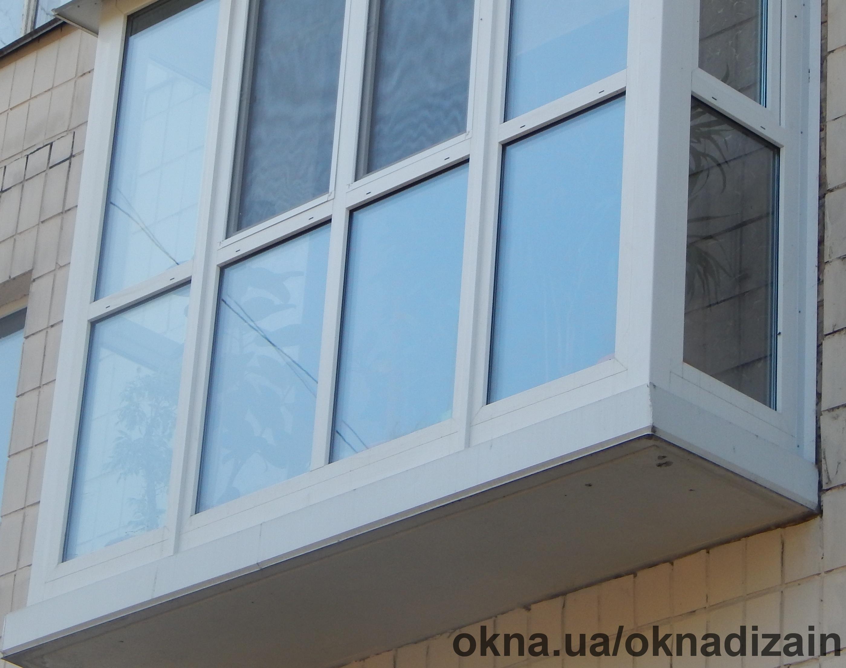 Французские балконы. балконы под ключ