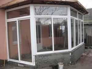 Раздвижные окна,двери — ОКНА ПЛЮС