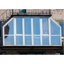 Необычный французский балкон