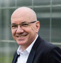 Хуберт Лажье, директор центра CSTB (Франция)