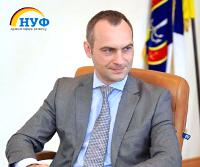 Валерий Майборода, исполнительный директор Немецко-Украинского Фонда