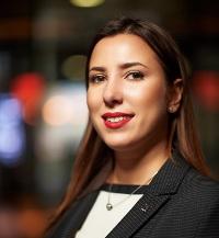 Екатерина Балановская, СЕО Visotsky Consulting Kiev, бизнес тренер, лектор