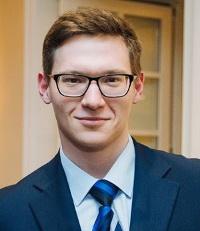 Максим Даницкий, консультант по международной деятельности Дирекции международного сотрудничества ТПП Украины, представитель немецкой Службы Старших Экспертов SES