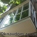 Французский балкон в Запорожье