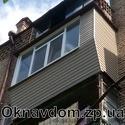 Балкон под ключ в Запорожье