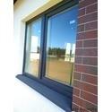 Альбом: Энергоэффективные окна в доме из SIP-панелей
