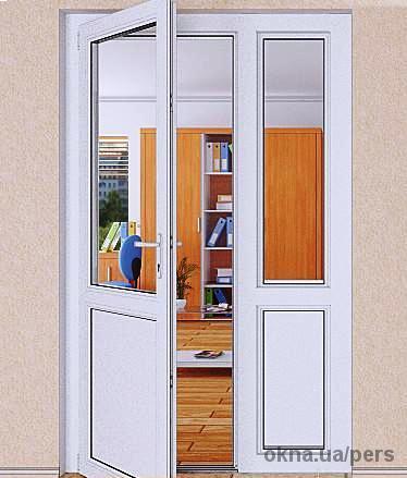 """Міжкімнатні двері від компанії """"ПЕРС"""" в Макіївці, 2100мм * 1400мм"""