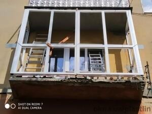 Балконы и лоджии в любом дизайне Окна в квартиру — ПластиLine