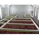 Покраска готовых конструкций в малярной камере