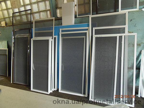 Москитные сетки на окна от производителя