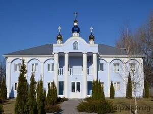 Духовная семинария Светловодск — 1-ий Віконний Супермаркет (R)