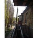 Вынос балкона,сварка выноса