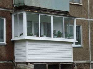 Балконы — РЕГУЛ