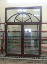 окно с фальшпереплетом — Rein Holz