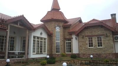 Красивейший объект в замковом стиле — Rein Holz