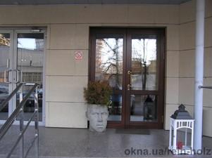Входные двери из евробрусса — Rein Holz