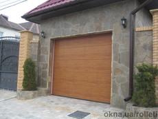 Купить гаражные ворота в Донецке.Секционные ворота Донецк