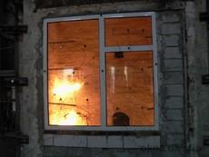 Стекло пртивопожарное для металличесой противопожарной двери