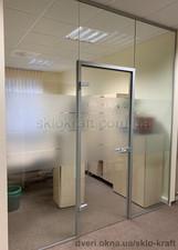 Офисные Стеклянные Перегородки — Скло-Крафт