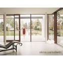 Альбом: Металлопластиковые подъемно-раздвижные двери. Раздвижные панорамные двери