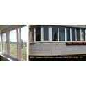 Альбом: Остекление балкона
