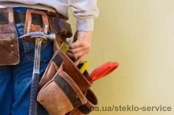 Замена стекла в деревянные окна и двери — Стекло-Сервис
