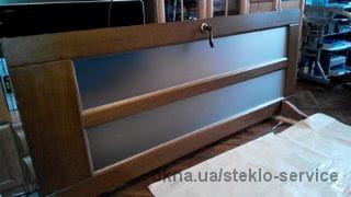 Замена стекла в межкомнатные двери — Стекло-Сервис