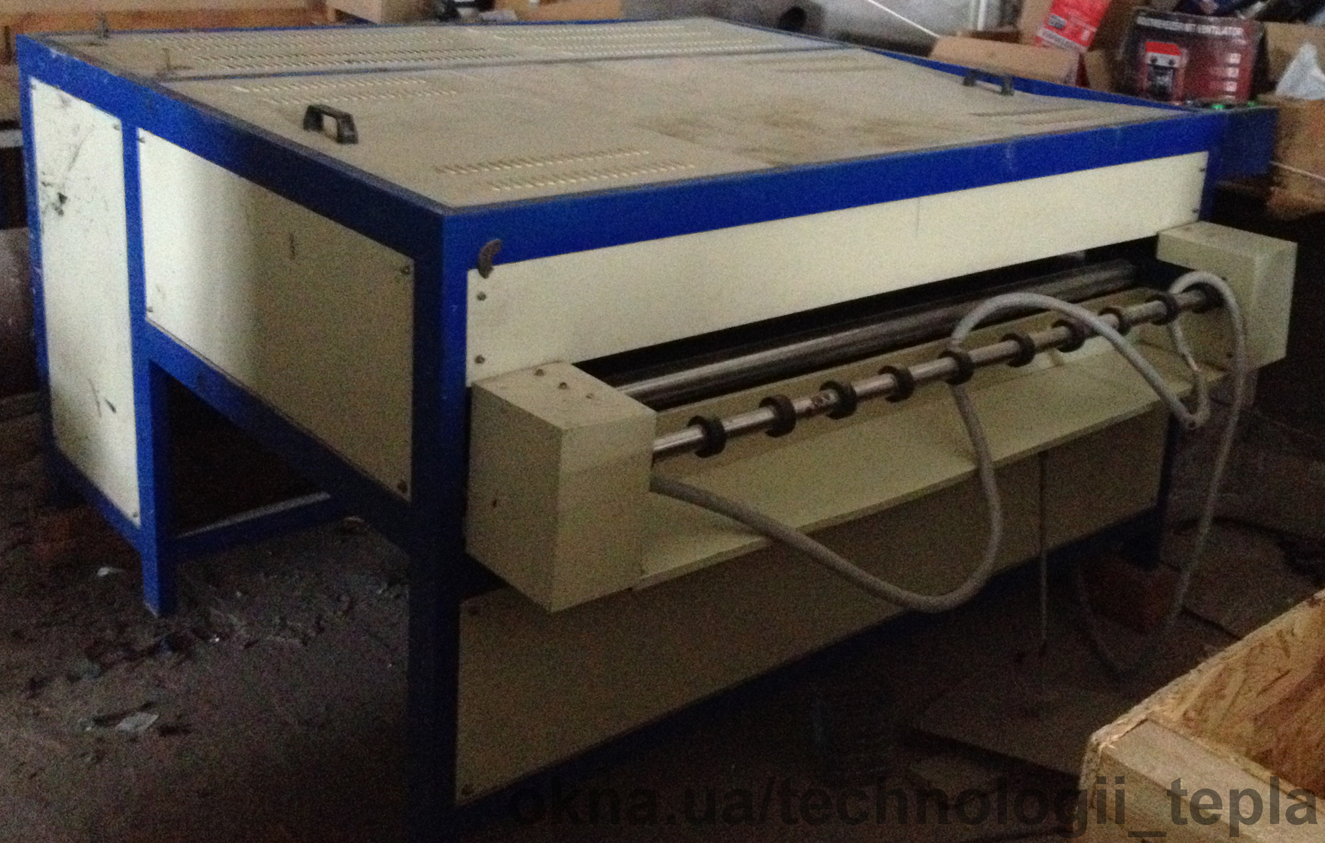 Комплект оборудования по производству стеклопакетов Duraseal